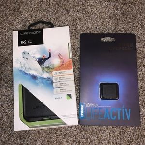 Lifeproof Case with Adapter